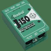 BOITE DE DIRECT RADIAL CONVERTISSEUR STEREO +4/-10dB PRO-ISO