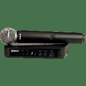 SHURE BLX24E-SM58-M17