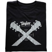 T-SHIRT TAYLOR DOUBLE NECK T TAILLE S
