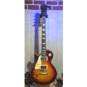 GIBSON CUSTOM HISTORIC COLLECTION '59 LES PAUL STANDARD VINTAGE CHERRY SUNBURST VOS GAUCHER