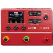 LINE 6 HX STOMP RUN RED LIMITED EDITION