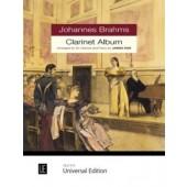 BRAHMS J. CLARINET ALBUM CLARINETTE