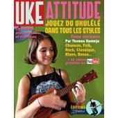 HAMMJE T. UKE ATTITUDE UKULELE