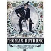 DUTRONC T. SILENCE ON TOURNE, ON TOURNE EN ROND GUITARE