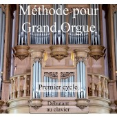 BETREMIEUX M. METHODE POUR GRAND ORGUE VOL 1