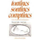 CATILLON M. TONTINES, SONTINE, COMPTINES