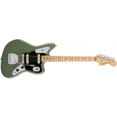 FENDER AMERICAN PROFESSIONAL JAGUAR ANTIQUE OLIVE  MAPLE