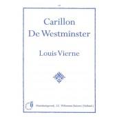 VIERNE L. CARILLON DE WESTMINSTER ORGUE