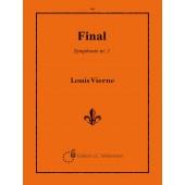 VIERNE L. FINAL DE LA SYMPHONIE N°1 ORGUE