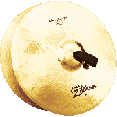 "ZILDJIAN CLASSIC ORCHESTRAL  20"" MEDIUM LIGHT - LA PAIRE"
