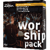 ZILDJIAN K CUSTOM PACK WORSHIP