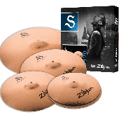 ZILDJIAN S PACK PERFORMER CYMBALES SET