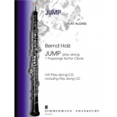 HOLZ B. JUMP PLAY ALONG HAUTBOIS OU COR ANGLAIS