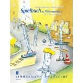 METZGER B./OSTHOFF A. SPIELBUCH FLUTES