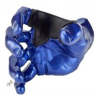 SUPPORT MURAL GUITARE GRIP MALE DEEP BLUE RIGHT GG022