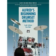 ALFRED'S BEGINNING DRUMSET METHOD BATTERIE