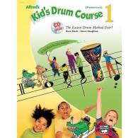 ALFRED'S KID'S DRUM COURSE 1 BATTERIE