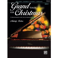 GRAND SOLOS CHRISTMAS BOOK 6 PIANO