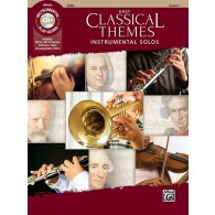 EASY CLASSICAL THEMES INSTRUMENTAL SOLOS VIOLONCELLE