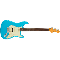 FENDER AMERICAN PROFESSIONAL II STRATOCASTER HSS MIAMI BLUE ROSEWOOD