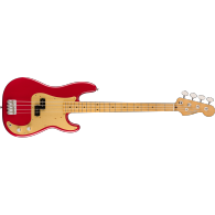 FENDER VINTERA '50S PRECISION BASS DAKOTA RED MAPLE