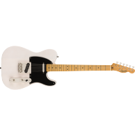 SQUIER CLASSIC VIBE '50S TELECASTER WHITE BLONDE MAPLE