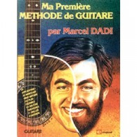 DADI M. MA PREMIERE METHODE GUITARE