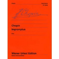 CHOPIN F. IMPROMPTUS PIANO