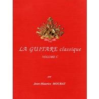 MOURAT J.M. LA GUITARE CLASSIQUE VOL C