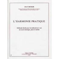 SICHLER J. L'HARMONIE PRATIQUE