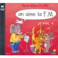 SICILIANO M.H. ON AIME LA F.M. 4ME ANNEE CD