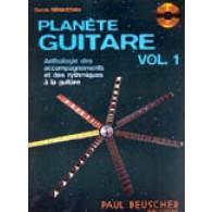SEBASTIAN D. PLANETE GUITARE VOL 1