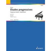 FERTE A. ETUDES PROGRESSIVES VOL 2 PIANO