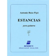 RUIZ-PIPO A. ESTANCIAS GUITARE