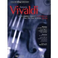 VIVALDI A. LES 4 SAISONS OP 8 N°1: LE PRINTEMPS VIOLON