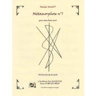 HULOT M. METAMORPHOSE N°1 TROMBONE