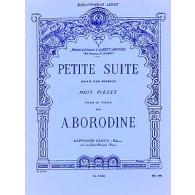 BORODINE A. PETITE SUITE PIANO