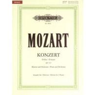 MOZART W.A. CONCERTO  N°26 KV 537 PIANOS