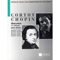 CHOPIN F. MAZURKAS VOL 1 PIANO