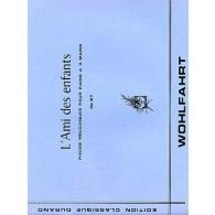 WOHLFAHRT H. L'AMI DES ENFANTS OP 87 PIANO 4 MAINS
