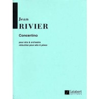 RIVIER J. CONCERTINO ALTO