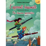 BOICHARD F. L'APPRENTI BASSONISTE VOL 2