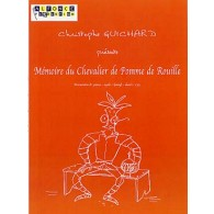 GUICHARD C. MEMOIRES DU CHEVALIER DE POMME DE ROUILLE MULTI PERCUSSION