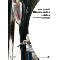 HEARTH J. DIVERS COTES RAIDES PERCUSSION