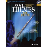 MOVIE THEMES FOR FLUTE