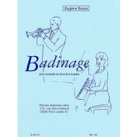 BOZZA E. BADINAGE TROMPETTE