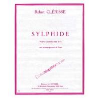CLERISSE R. SYLPHIDE CLARINETTE SIB