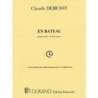DEBUSSY C. EN BATEAU FLUTE