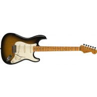 FENDER ERIC JOHNSON STRATOCASTER 2 COLOR SUNBURST MAPLE