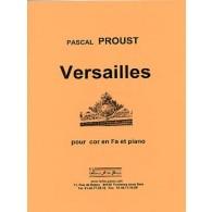 PROUST P. VERSAILLES COR EN FA